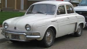 1959 Renault Dauphine 1959 Renault Dauphine Information And Photos Momentcar