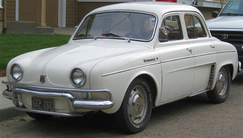 renault dauphine for sale 1959 renault dauphine information and photos momentcar