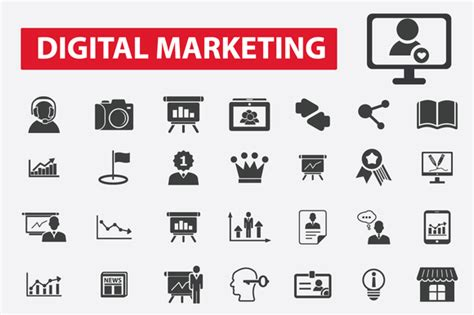get your hands on the best 22 marketing icons