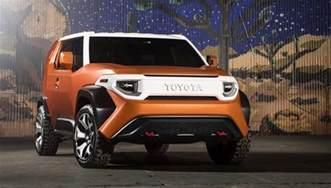 new toyota concept car toyota ft 4x concept is a suv for millennials the