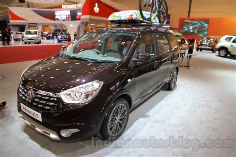 renault indonesia india made renault lodgy giias 2015