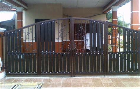 Pintu Pagar Lipat Minimalis top model pintu pagar minimalis 2018 rumah minimalis