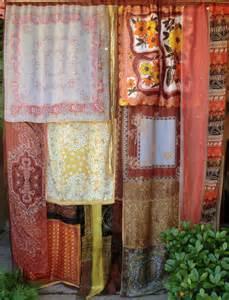 Bohemian Style Curtains Earthsong Handmade Curtains Bohemian Global Hippie