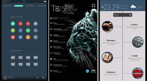 best android phone launcher top 10 android launchers