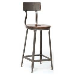 Chairs bar counter stools vintage steel industrial modern counter
