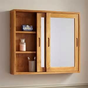 Teak Bathroom Cabinet 32 Quot Wulan Teak Medicine Cabinet Teak Medicine Cabinets Bathroom