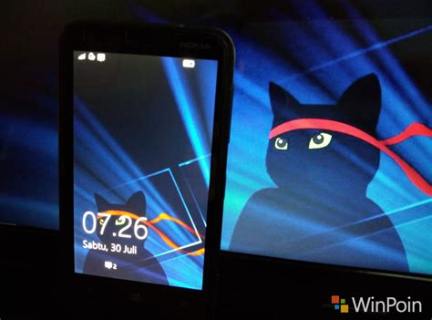 windows 10 wallpaper ninja cat peringati 1 tahun windows 10 dengan wallpaper ninja cat
