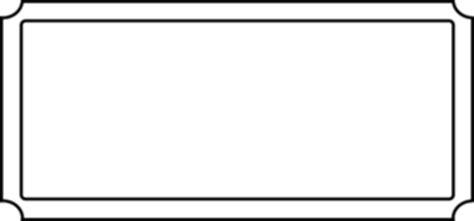 blank ticket stub template ticket stub clip car interior design