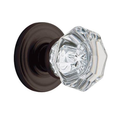 Baldwin Crystal Door Knobs Clear Glass Knobs Baldwin Glass Door Knobs