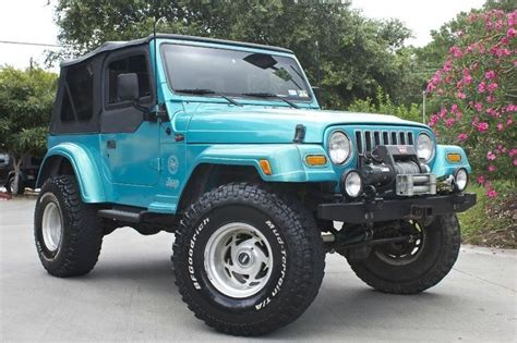 aqua jeep wrangler 382 best images about jeepers creepers on pinterest jeep