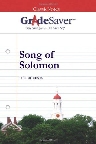 Song Of Solomon Essays essay on songs of solomon
