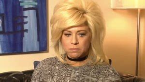 why does theresa caputo never have her mom in the show long island medium news gossip pictures video