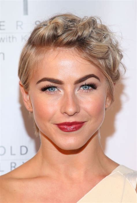 diy julianne hough hair 2014 chic celebrity short hairstyles for your new haircut