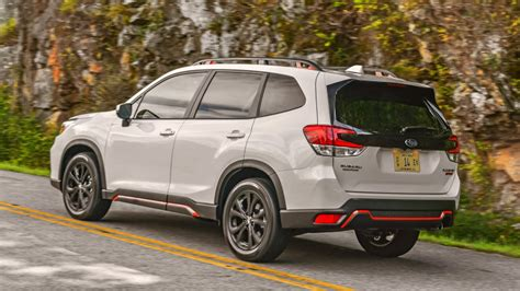 2019 subaru forester manual 2019 subaru forester specs details safety ratings and