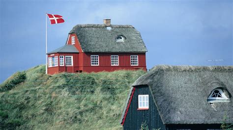 Cottages In Denmark by Visit Denmark Summer House In Denmark