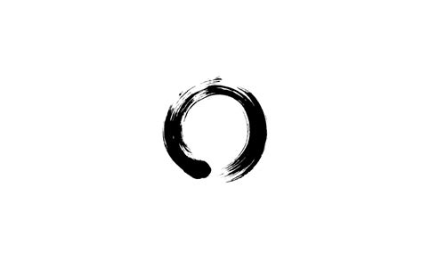 download zen enso wallpaper 1280x768 wallpoper 410533