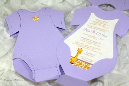 Handmade Baby Shower Invitations Ideas - baby shower invitations make youself or buy it