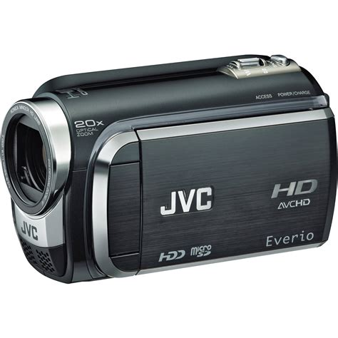 jvc everio jvc gz hd320 everio high definition disk gz hd320b b h