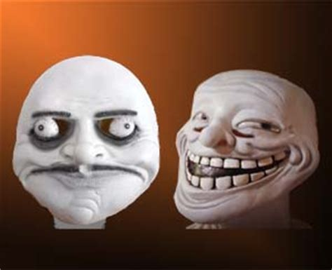 Troll Meme Mask - tattoos