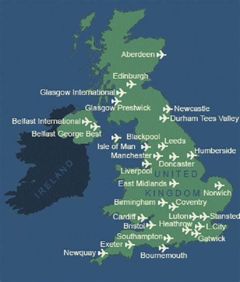 map uk airports uk airport guide your in depth guide to all uk airports