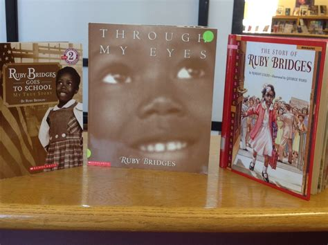 ruby bridges picture book through my by ruby bridges as mentor text