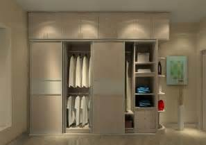 bedroom wardrobe design minimalist