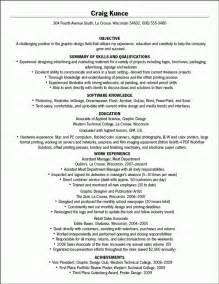 Bad Resume Sles Pdf And Bad Resume Exles Template Design