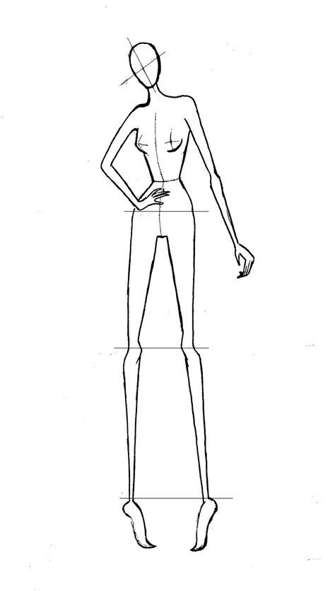 figure templates for fashion illustration 14 clothing design templates images fashion design