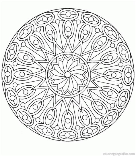 printable mandala coloring pages for all ages printables
