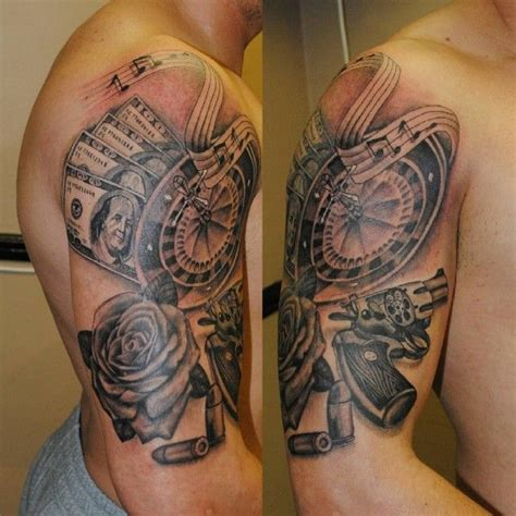 get money tattoo designs 19 best money designs images on