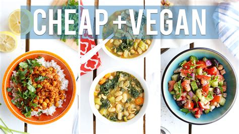 Affordable Kitchen Ideas by 3 Vegan Lunch Ideas Under 1 50 Fablunch