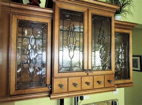 kitchen cabinet with glass doors glass door cabinets