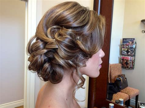 Wedding Hairstyles Updos For Bridesmaids by Up Do Bridal Updo Half Up Bridesmaids Hair Updo