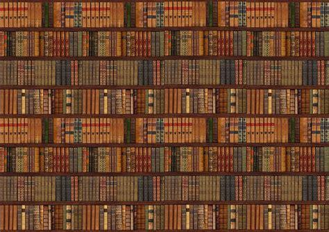 library wallpaper design uk bookself old books wallpapers wall mural decor wallpaper