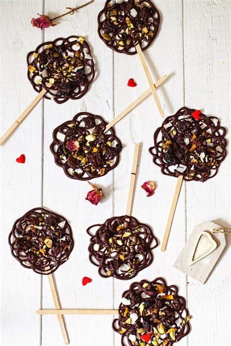 Stick Coklat Cake Pop 25 best ideas about chocolate lollipops on
