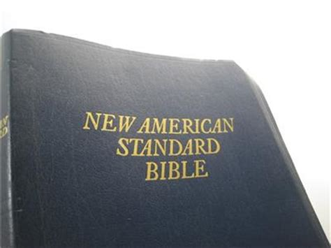 New American Standard Bible 1973 World Concordance Red