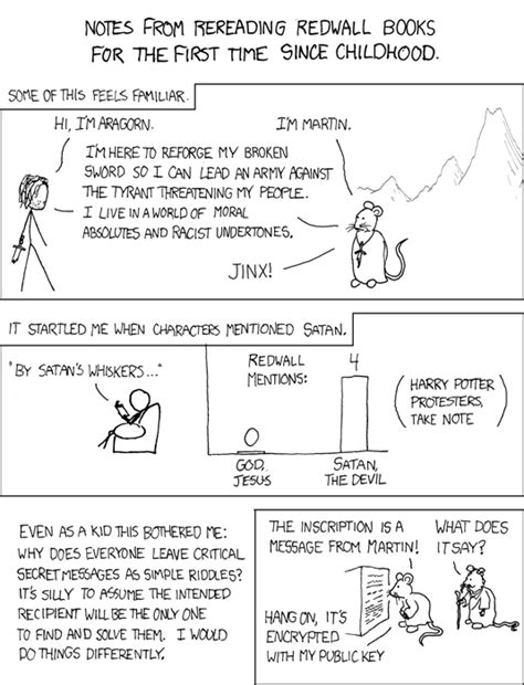 370: Redwall - explain xkcd