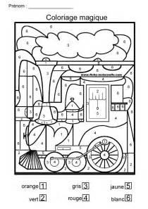 Superior Coloriage Magique Halloween Cp #7: Locomotive-coloriage-magique.jpg