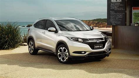 format video hrv news 2017 honda hr v now with standard satnav