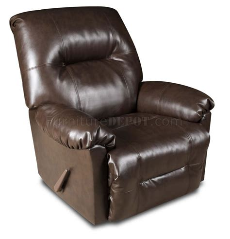 double leather recliner brown bonded leather modern double reclining sofa