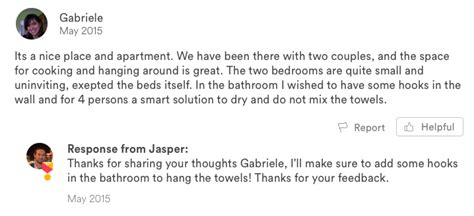 airbnb host review template why you should respond to every single airbnb review