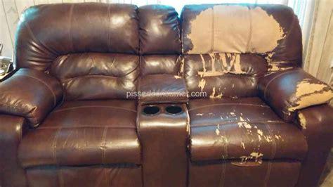 bobs furniture recliner sofa bobs furniture recliner sofa reviews okaycreations