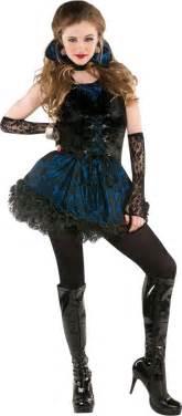 party city halloween costumes for tweens teen girls midnight vampire costume party city