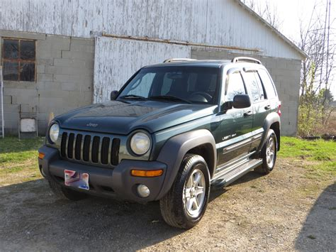 Jeep Liberty Sport 2002 2002 Jeep Liberty Pictures Cargurus