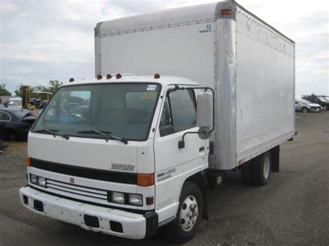 isuzu box truck 1994 isuzu box truck npr for sale stk r9235 autogator