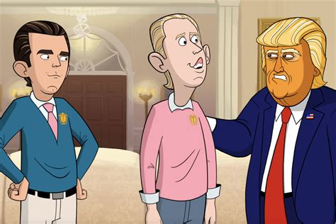 jeff sessions cartoon president our cartoon president showtime releases first episode of