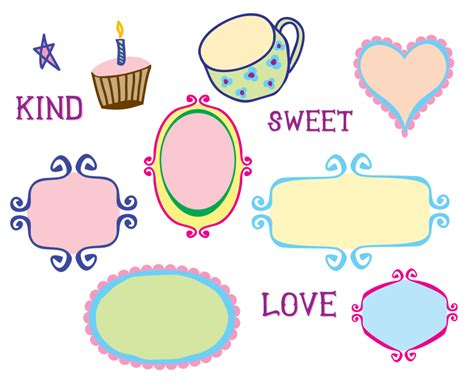 free doodle banner vector free clipart popular page 7 1001freedownloads