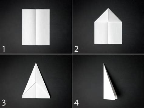 How To Make Cool Easy Paper Airplanes - how to make a paper airplane diy network made