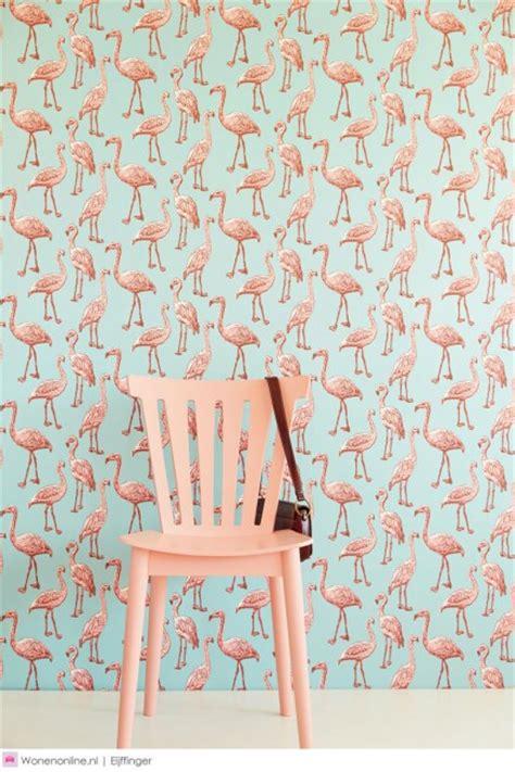 Seprei Motif Orange Blossom 2 flamingo im haus wohnideen einrichten
