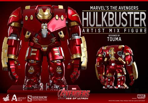 marvel film news 2015 hot toys debuts new marvel avengers age of ultron artist